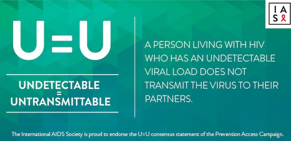 Undetectable viral load and hiv transmission heterosexual
