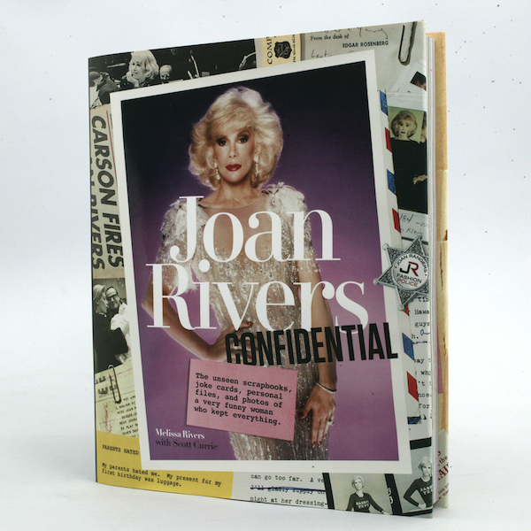 Joan Rivers Confidential By Melissa With Scott Currie Photo Peter Zambouros