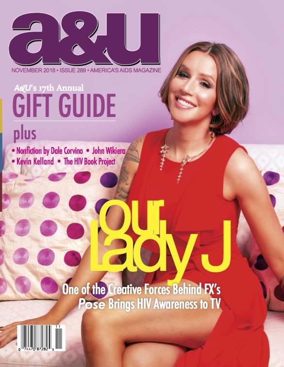 Our Lady J: Cover Story | A&U Magazine